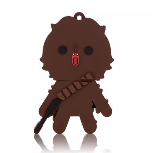 Pen Drive 8GB Star Wars Chewbacca PD041 - Multilaser