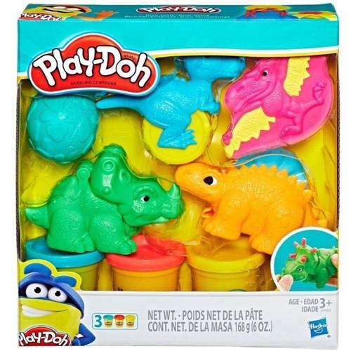 Play-Doh Ferramentas Dino E1953-Hasbro