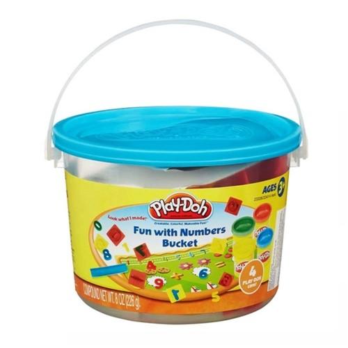 Massinha de Modelar Play-Doh Mini Balde 23414 - Hasbro