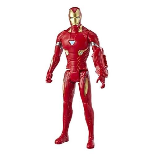Boneco Avengers Homem de Ferro E3918-Hasbro