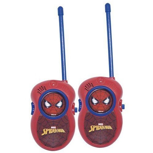 Walkie Talkie Spider Man 5860-Candide