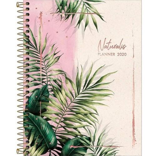 Agenda Espiral Planner Naturalis M7 301329-Tilibra