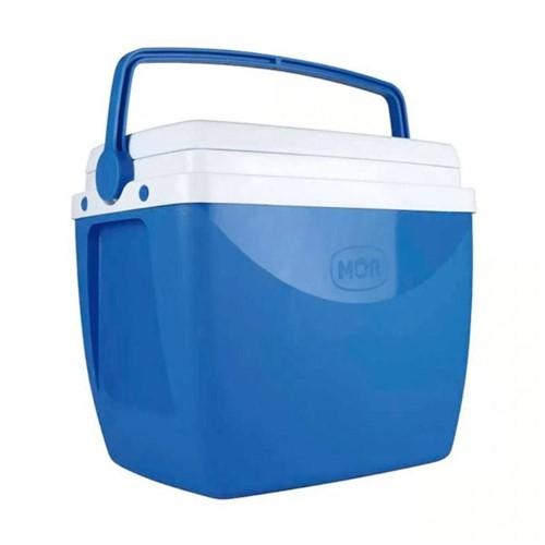 Caixa Térmica 18 Litros Azul 25108181-Mor