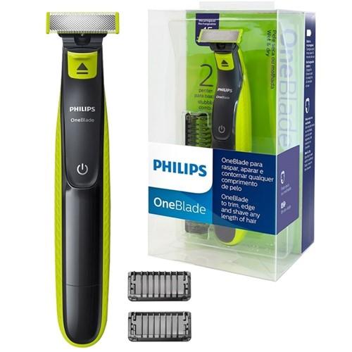 Aparador de Pelos OneBlade QP2521 - Philips
