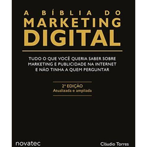 A Bíblia do Marketing Digital – 2ª Ediçã