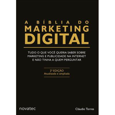 A Bíblia do Marketing Digital – 2ª Edição
