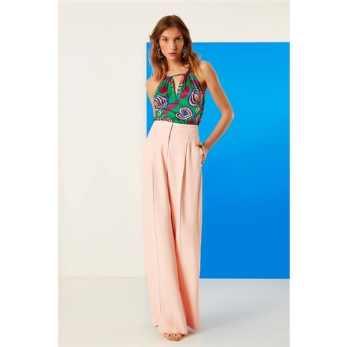 A.Brand | Pantalona Confort Rosa Fatima - 44