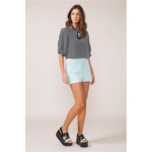 A.Brand | Short Clean - Azul Cloud - 36