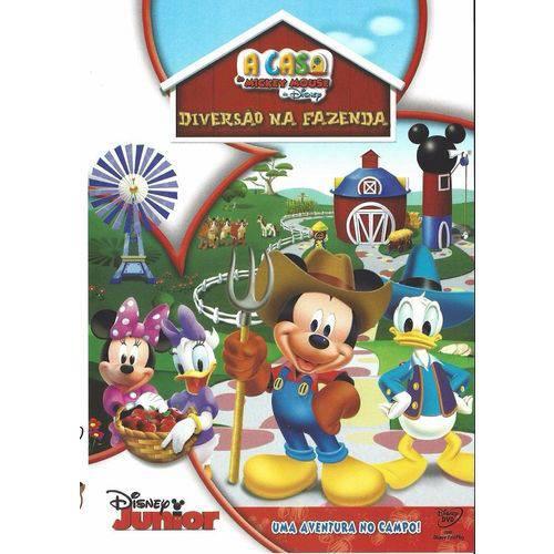 A Casa do Mickey Diversão na Fazenda - Filmes Infantil