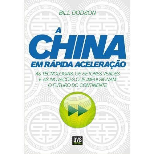 A China em Rapida Aceleraçao