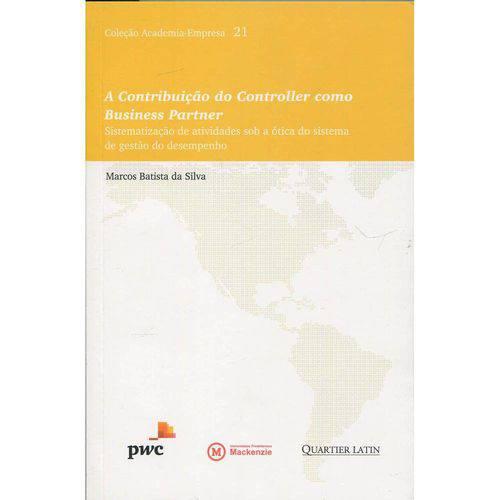 A Contribuição do Controller Como Business Partner