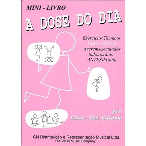 A Dose do Dia Mini Livro