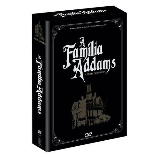 A Família Addams- Lançamento