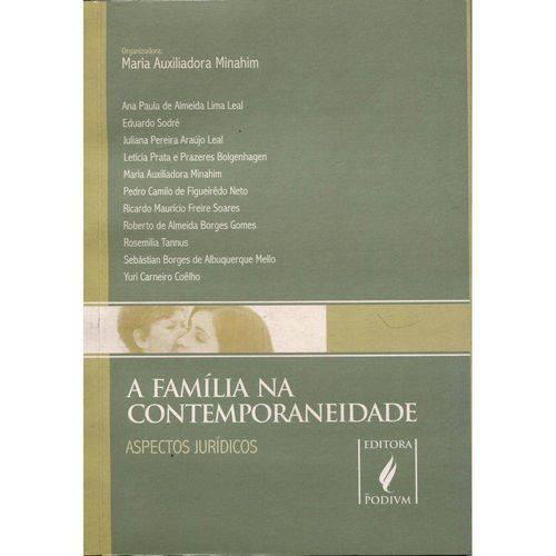 A Família na Contemporaneidade - Aspectos Jurídicos