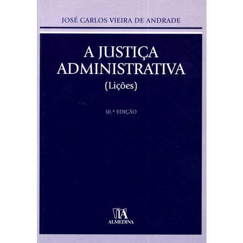 A Justica Administrativa