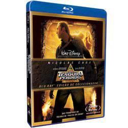 A Lenda do Tesouro Perdido - Blu-Ray