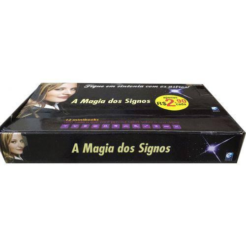 A Magia dos Signos - Caixa C/ 72 Un