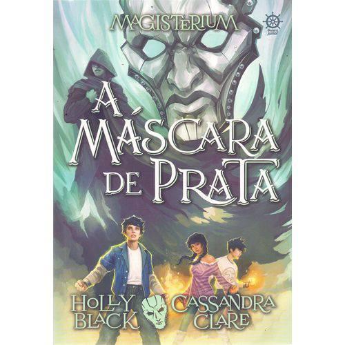 A Máscara de Prata Matisterium Volume 4
