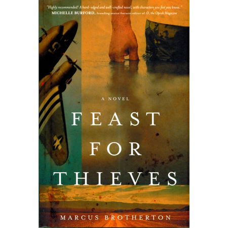 A Novel Feast For Thieves