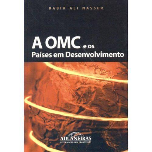 A Omc e os Países em Desenvolvimento