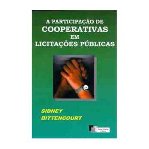 A Participacao de Cooperativas em Licit Publi
