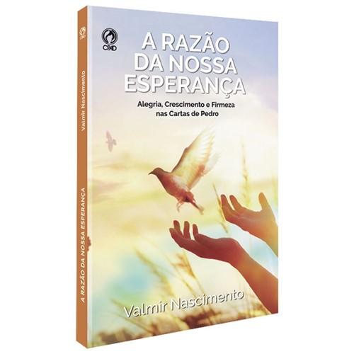 A Razão da Nossa Esperança (Livro de Apoio Jovens do 3º Tr. de 2019)