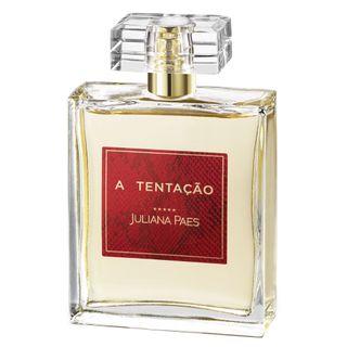 A Tentação Juliana Paes - Perfume Feminino - Deo Colônia 100ml