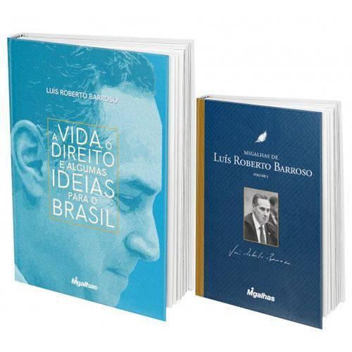 A Vida, o Direito e Algumas Ideias para o Brasil+Migalhas Luís Roberto Barroso