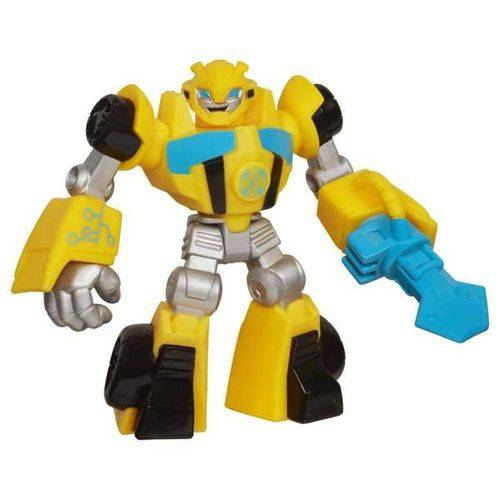 A2126 Transformers Playskool Mini Rescue Bots Bumblebee