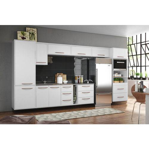 Cozinha Páprica Branco - Albatroz