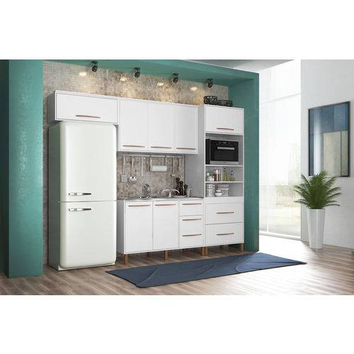 Cozinha Tomilho Branco - Albatroz