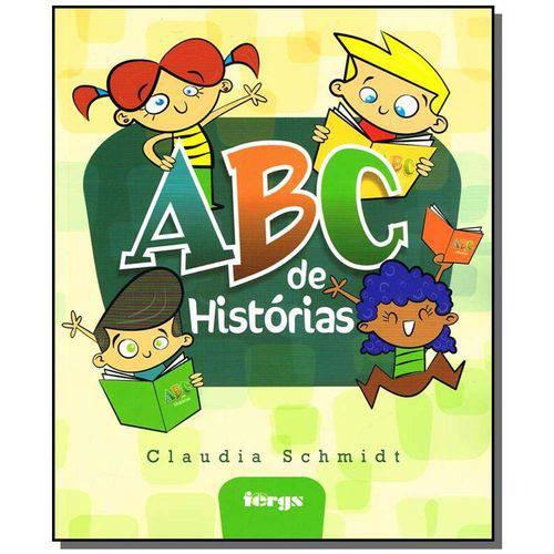 Abc de Histórias 20,00 X 24,00 Cm 20,00 X 24,00 Cm 20,00 X 24,00 Cm