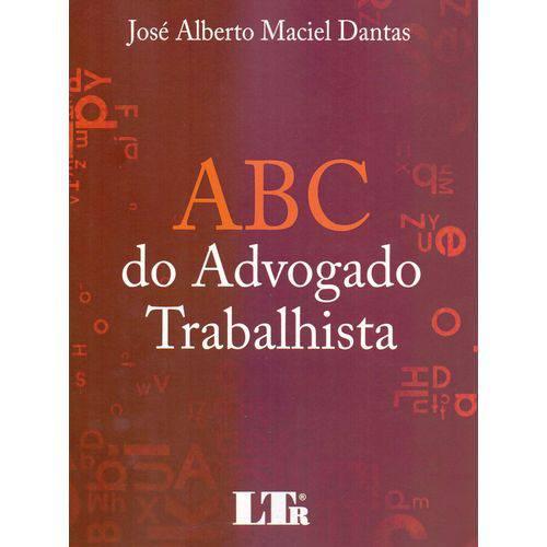 Abc do Advogado Trabalhista - 01ed/18