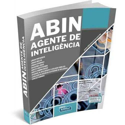 Abin - Agencia Brasileira de Inteligencia - Agente de Inteligencia