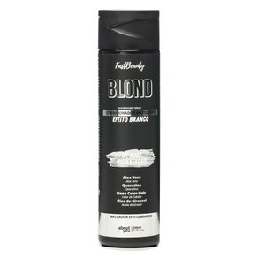 About You Fast Beauty Blond Efeito Branco - Condicionador Matizador 200ml