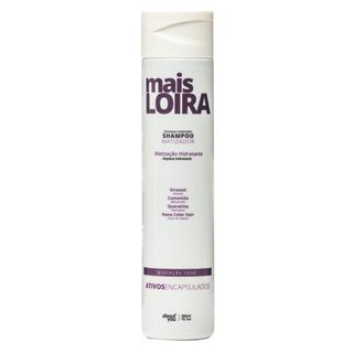 About You Mais Loira - Shampoo Matizador 300ml