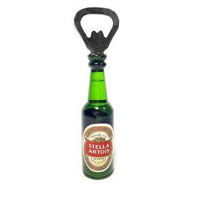 Abridor de Garrafa Cerveja Stella Artois com Ima