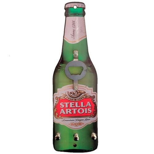 Abridor de Garrafa com Ganchos Stella