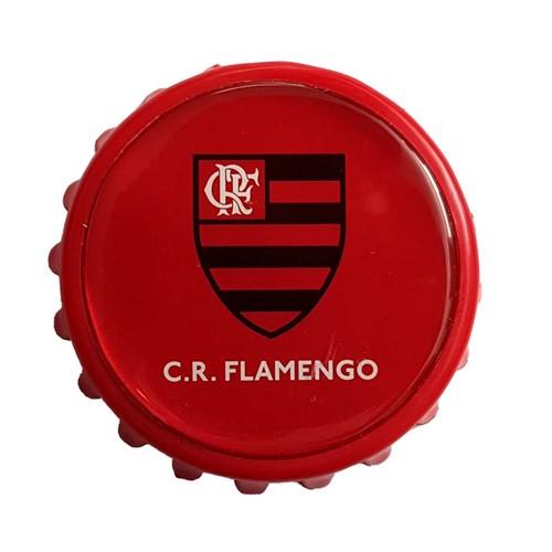 Abridor de Garrafa Flamengo Tampão 3 UN