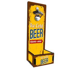 Abridor de Garrafa Grande Cerveja Ice Cold