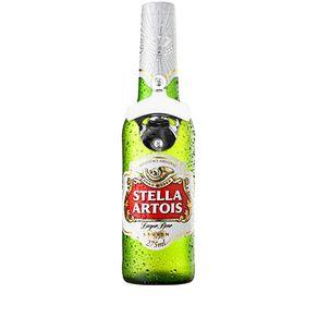 Abridor de Garrafas de Parede Cerveja Stella Artois