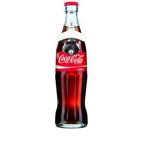 Abridor de Garrafas de Parede Coca-Cola