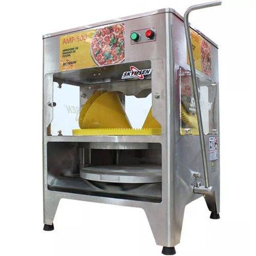 Abridora de Massa de Pizza - Amp-500 - Skymsen