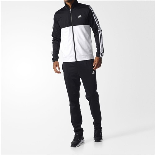 Abrigo Adidas Back 2 Basic 3 - Stripes BK4091