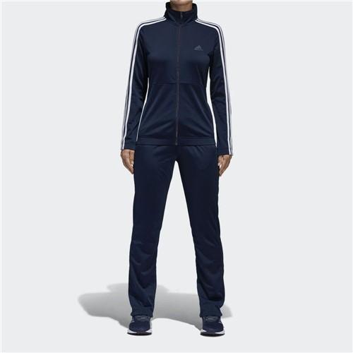 Abrigo Adidas Back 2 Basics 3-Stripes BK4673