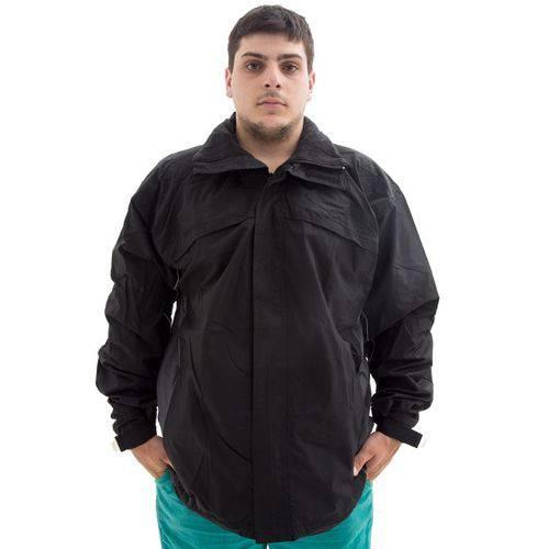 Abrigo Cinza com Preto Parkha Ii - Trilhas e Rumos