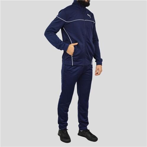 Abrigo Puma Blocked Tricot Suit Up 590886-06 59088606