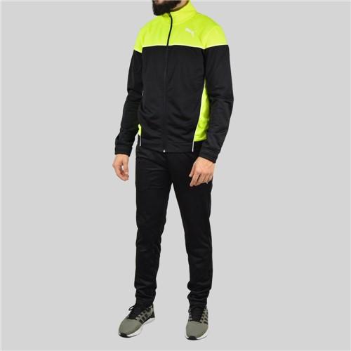 Abrigo Puma Blocked Tricot Suit Up 590886-51 59088651