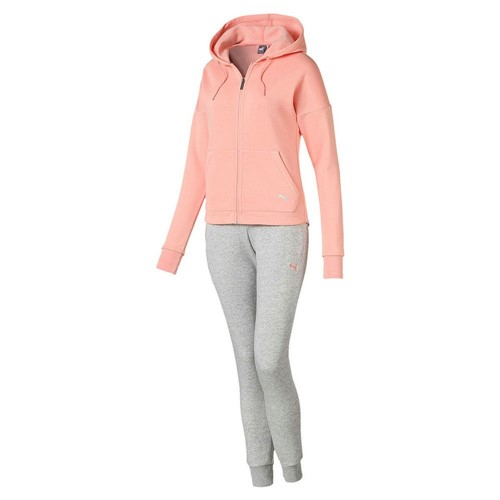 Abrigo Puma Clean Sweat Suit Cl Feminino 854100-19 85410019