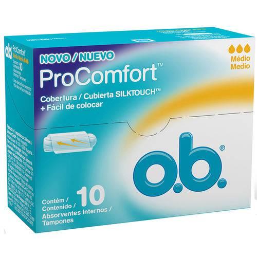 Abs Int Ob Pro Comfort 10un-cx Med